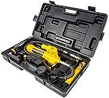 JEGS Hydraulic Porta-Power Ram Jack Kit   4-Ton