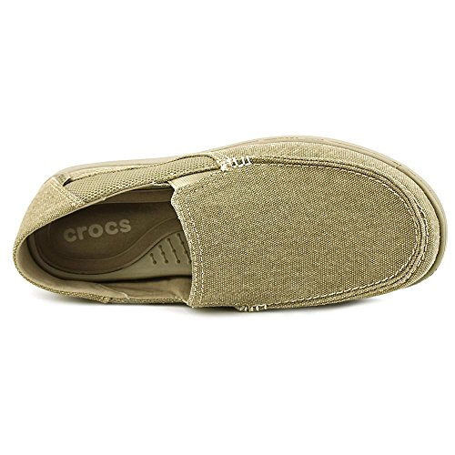 Crocs Men S Santa Cruz 2 Luxe Loafer Casual Comfort Slip