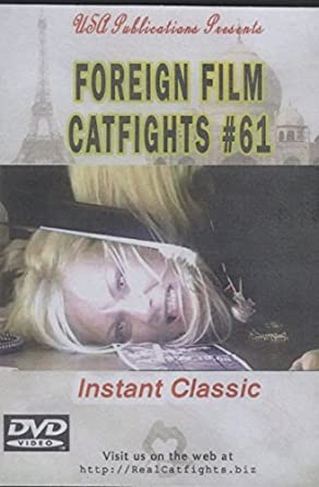 MOLLIE: Asian catfighting dvds