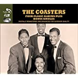 4 Classic  Albums Plus  - The Coasters