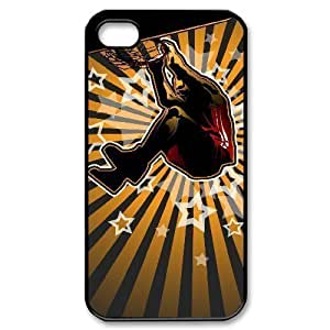 ALICASE Diy Customized hard Case Basketball For Iphone 4/4s [Pattern-1]
