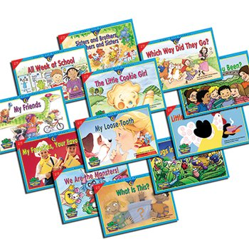 Sight Word Readers Classroom Pack, Grades 1-2; 72 Books by Creative Teaching