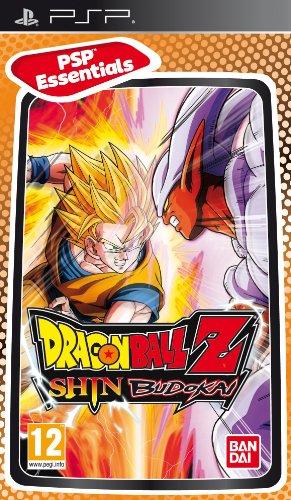 Dragon Ball Z Shin Budokai (PSP) (UK)