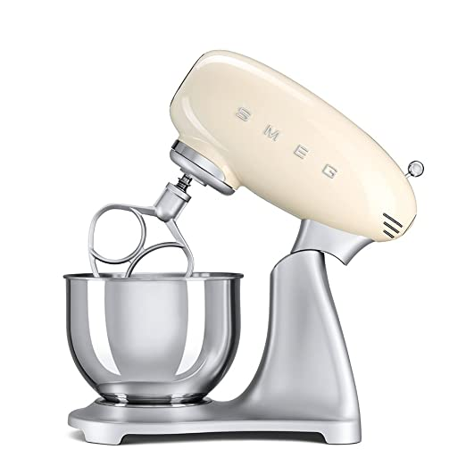 Smeg 50 s Retro Style Robot de cocina crema: Amazon.es