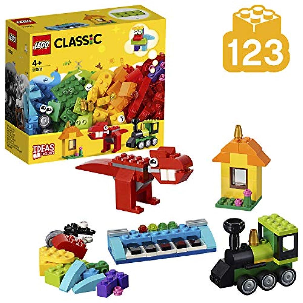 [해외] 레고(LEGO) 클래식 크리에이티브 박스<Sサイズ> 11001 블럭 장난감 소녀 사내 아이