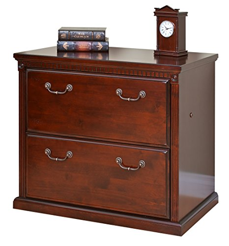 Martin Furniture Huntington Club Office 2 Drawer Lateral ...