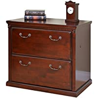 Martin Furniture Huntington Club Office 2 Drawer Lateral File Cabinet