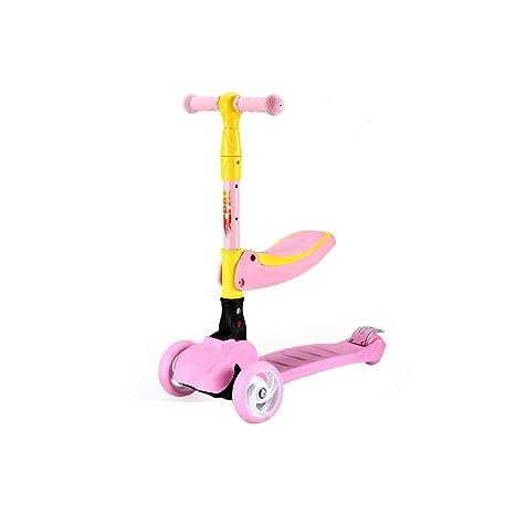 GAIXIA El Scooter para Niños Se Puede Sentar En Un Carro ...