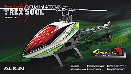 ALIGN/T-REX HELICOPTER 5OOL