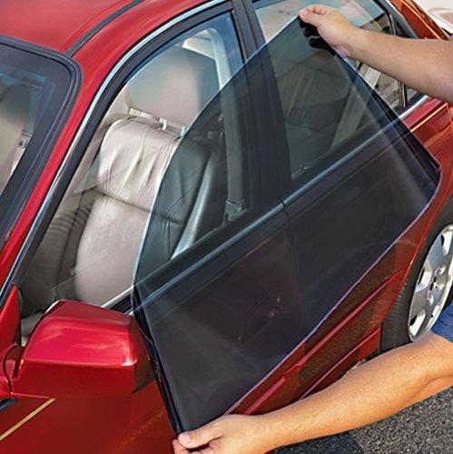Window Tint Kit - Lincoln Town Car 1990 1991 1992 1993 1994 1995 1996 1997 - 5% Front Door