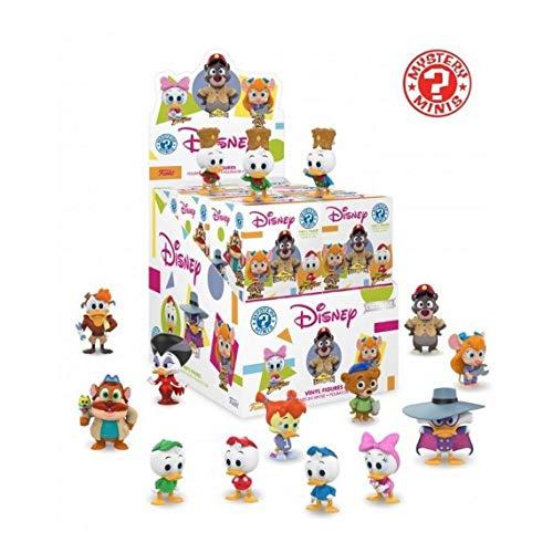 Funko - Figurine Disney Afternoons Mystery Minis - 1 Boîte Au Hasard / One Random Box - 0889698224505 ()