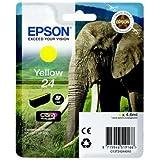 Epson C13T24244022 Cartouche d'encre compatible avec Imprimante Epson Expression Photo Series Jaune