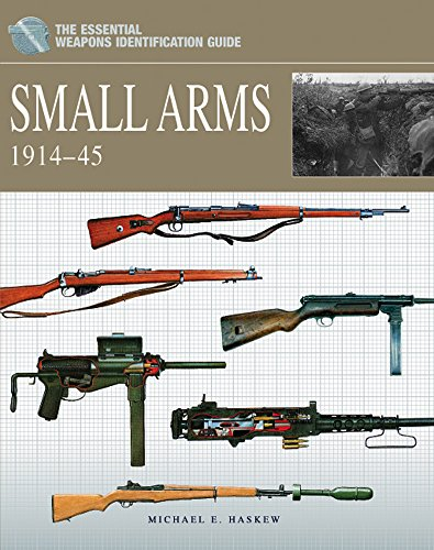 Small Arms 1914-45 (Essential Identification Guide) Army Small Arms