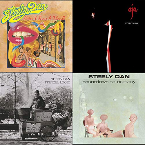 Steely Dan Aja Album - Best of Steely Dan