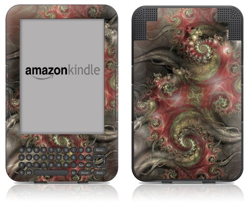 UPC 845961008579, DecalGirl Kindle Skin (Fits Kindle Keyboard) Reaching Out (Matte Finish)