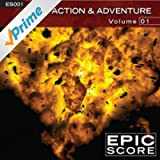 Epic Score - Epic Action & Adventure Vol. 1 - ES001