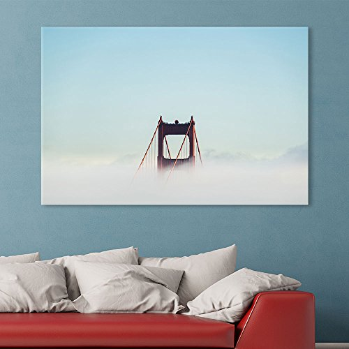 Golden Gate Bridge among the Fog Gallery
