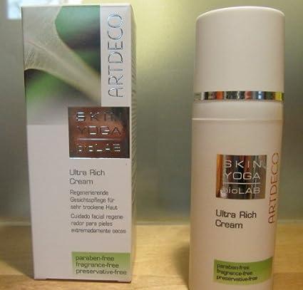Art Deco Skin Yoga biolab Femme/Woman, ultra Rich Cream, 1er ...