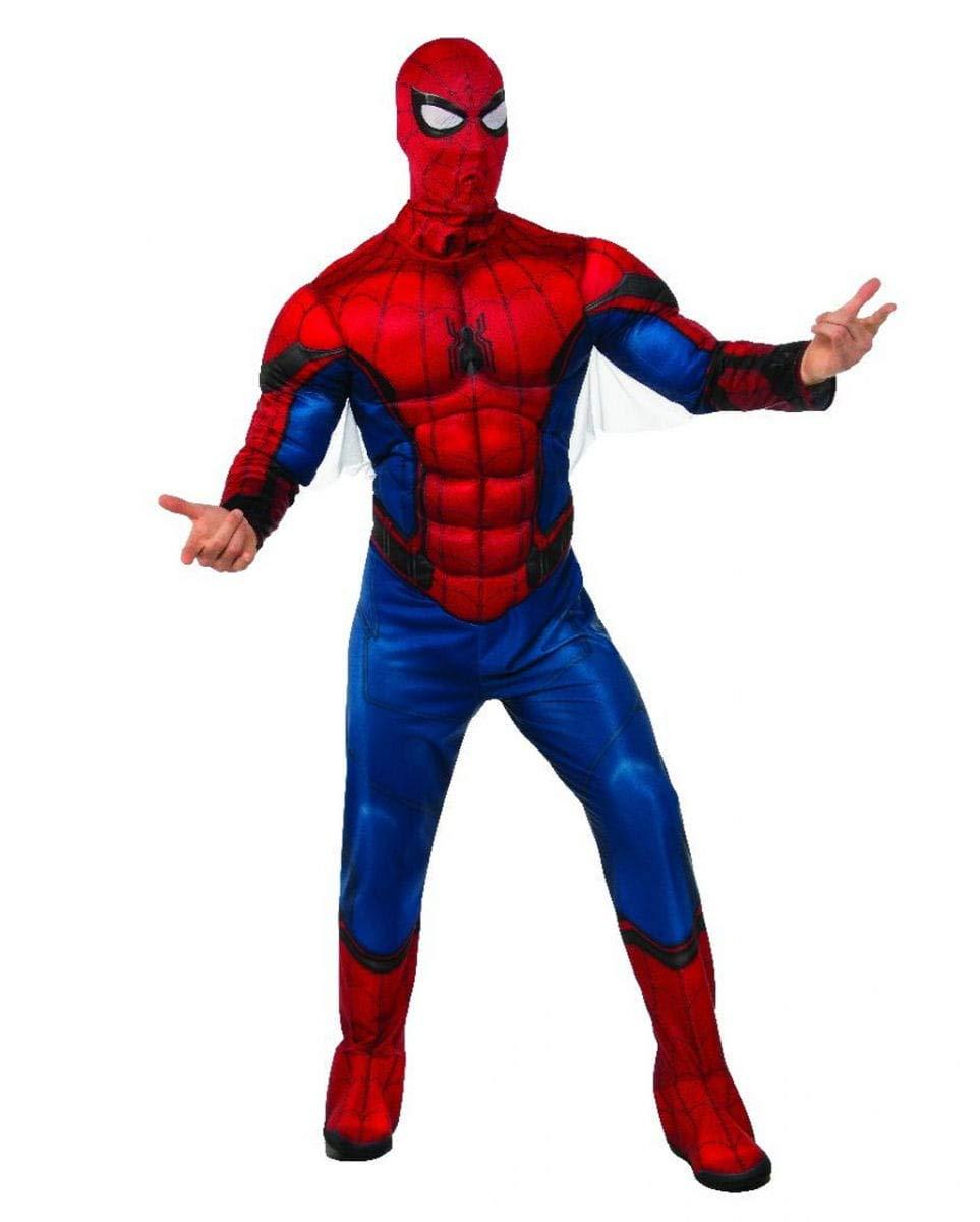 Horror-Shop Spider-Man Muskel-Kostüm Deluxe als als als original Superheldenverkleidung von Marvel Comics XL 23eddb