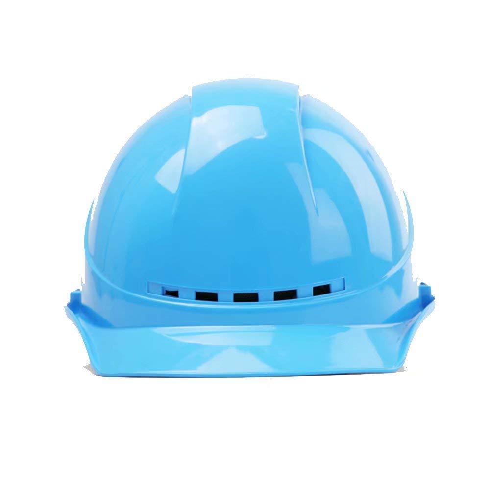 Ventilation Very Lightweight Construction Helmet with Wheel Lock Safety Helmet Protective Construction Helmet