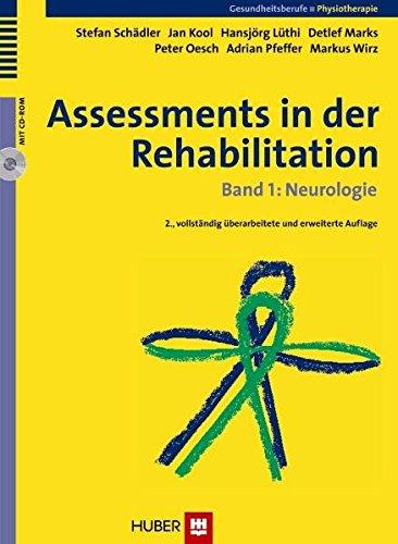 Assessments in der Rehabilitation. Bd. 1: Neurologie
