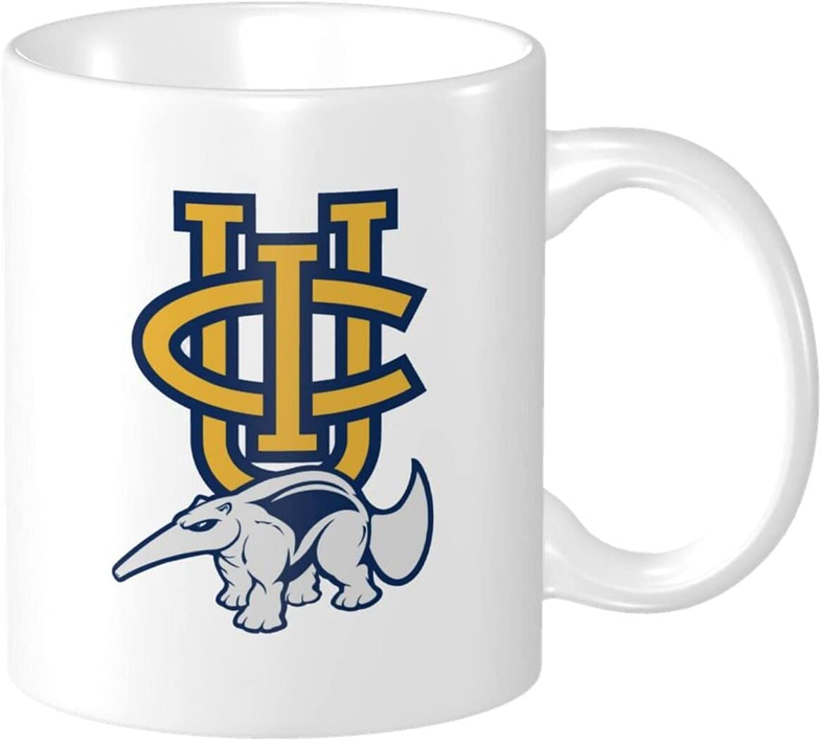 Uci University Of California, Irvine Anteaters Ceramic Coffee Mugs For Office And Home, Coffee Mugs For Relatives And Friends, Tea Cups For Mother'S Day, Father'S Day, Christmas And Birthdays, 11 Oz