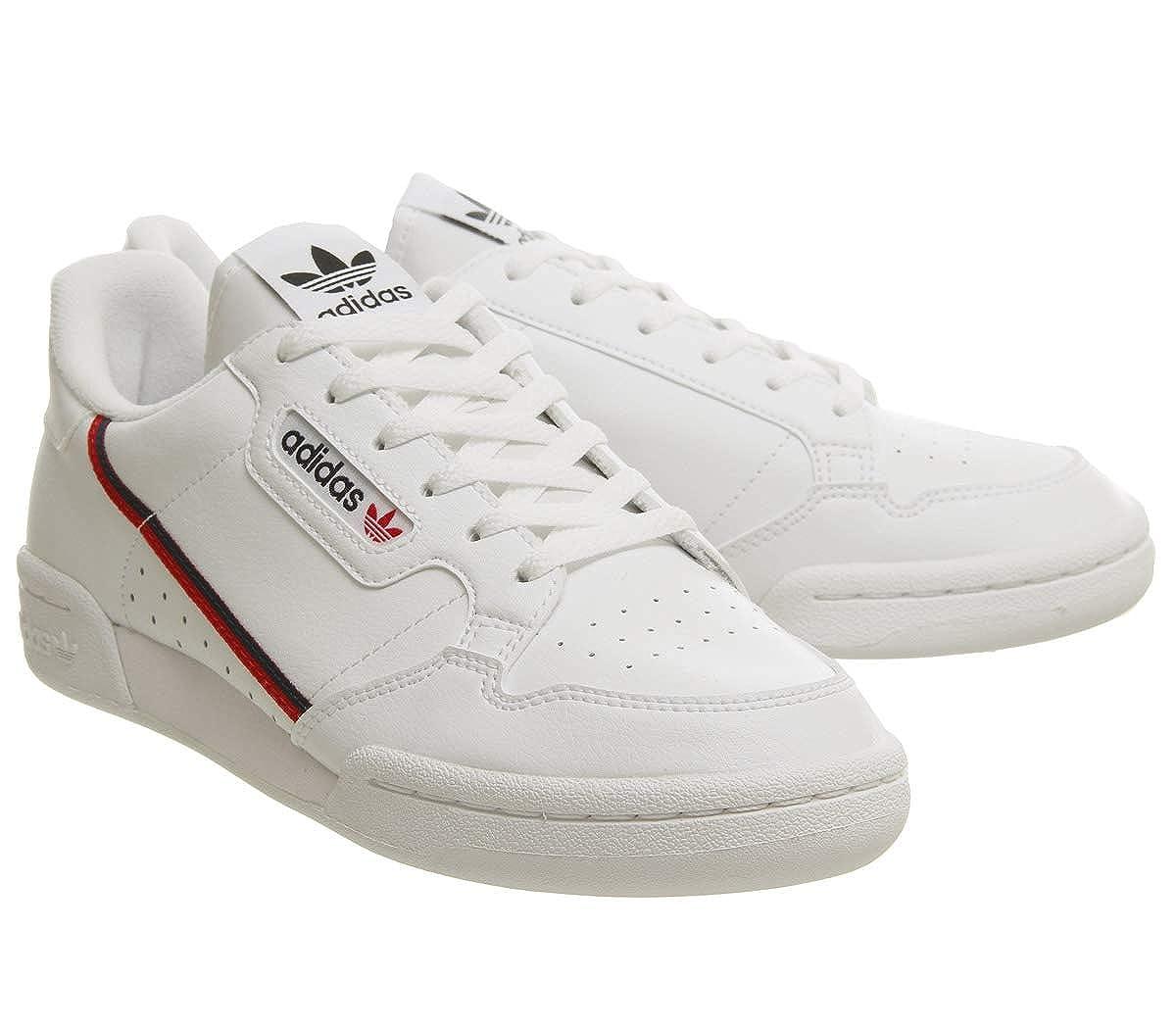 best website 73948 89d03 adidas continental 80 blanc