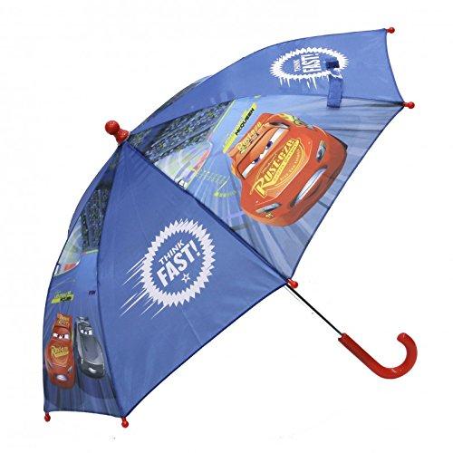 Cars - Parapluie manuel Cars 3 gris