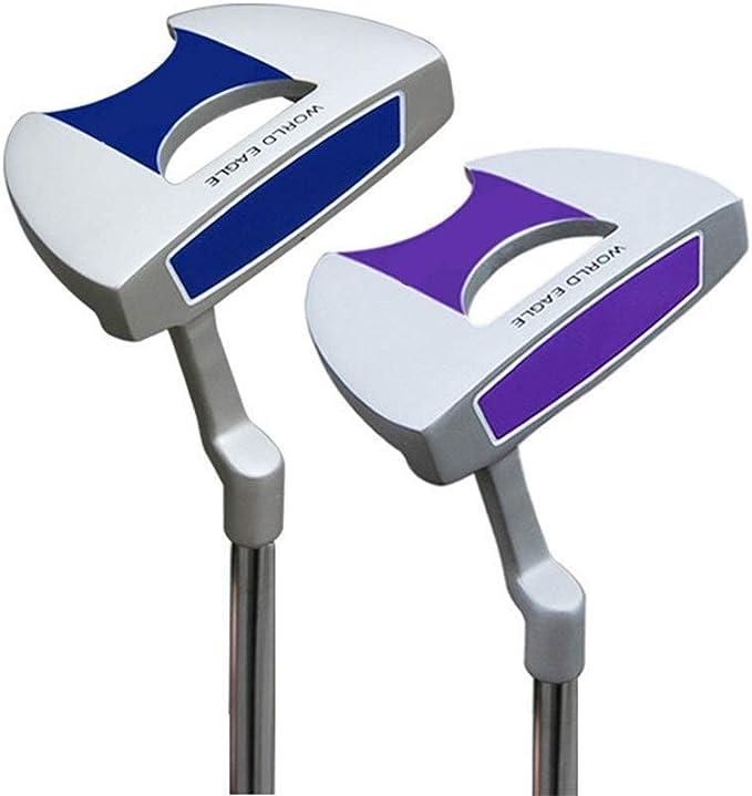 SGZ Palo de Golf del Club de Golf Putter semicircular (Color ...