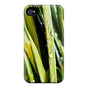 Iphone 6 Hard Back With Bumper Cases Covers Grassy