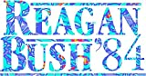 reagan bush decal - Reagan Bush 84 Sticker Decal Bumper Sticker Window Vinyl Made in USA 5