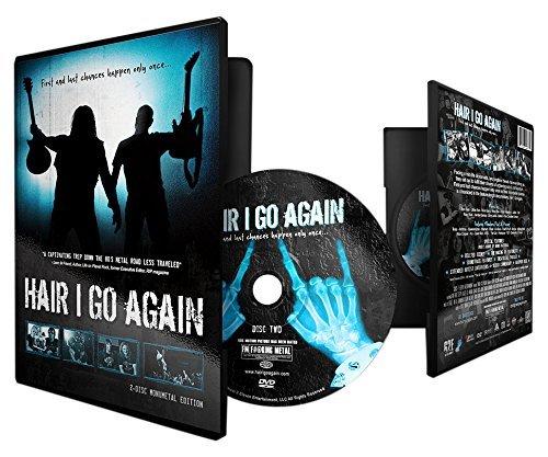 - Hair I Go Again DVD 2-Disc MonuMetal Edition
