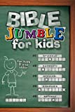 Bible Jumble for Kids, Christopher Hudson, 1414326963