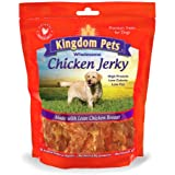 Kingdom Pets Premium Chicken Jerky Dog Treats 48 Oz.