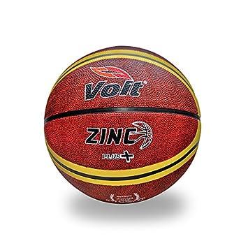 Voit Zinc Plus N:5 - Balón de Baloncesto: Amazon.es: Deportes y ...