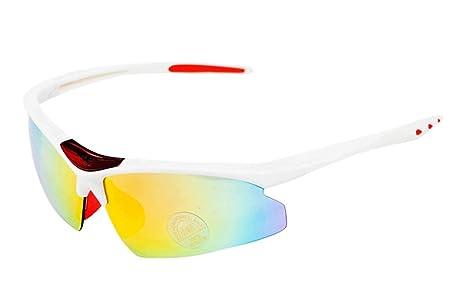 icegrey Unisex polarizadas gafas de sol deportivas con 5 ...