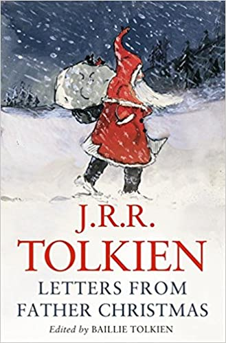 Letters from father christmas amazon j r r tolkien letters from father christmas amazon j r r tolkien 9780007280490 books spiritdancerdesigns Images