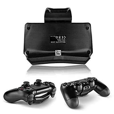 TNP Battery Pack 1000 mAh External Rechargeable Extended Power Bank for Sony Playstation 4 PS4 Wireless Controller [Playstation 4] by TNP Products