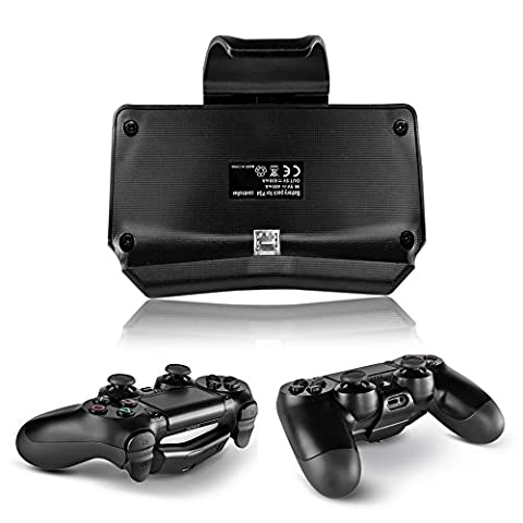 TNP Battery Pack 1000 mAh External Rechargeable Extended Power Bank for Sony Playstation 4 PS4 Wireless Controller [Playstation (Ps4 Nyko Controller)