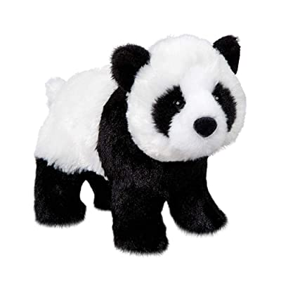 Douglas Bamboo Panda Bear Plush Stuffed Animal: Toys & Games