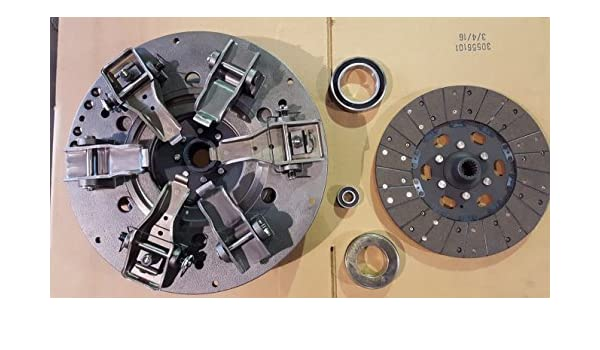 Amazon.com: JD Clutch Kit John Deere 3010 3020 Tractor 12