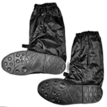 Lightweight Outdoor Survival Camper Hiker Scouting Footwear Gear Rain Boot Shoe Waterproof Covers