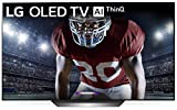 "LG OLED77C9PUB Alexa Built-in C9 Series 77"" 4K Ultra HD Smart OLED TV (2019), 77-Inch"