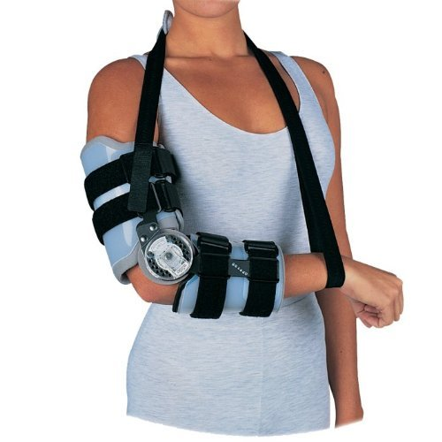 Donjoy 11-0181-4-13066 Irom Elbow Brace, Left, Large by DonJoy