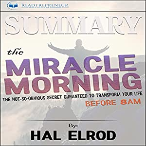 Summary: The Miracle Morning Audiobook