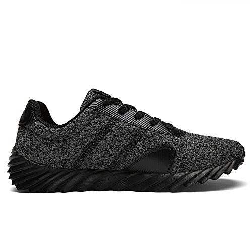 Cheap Zapire Men's Portable Breathable Runing Shoes Casual Shoes (7 D(M) US, Black)