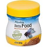 Aqueon Natural Betta Fish Food .95oz Premium Ingredients by Aqueon