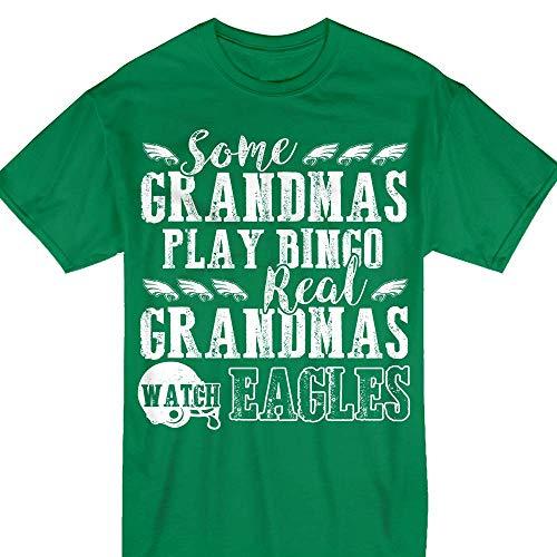 Some Grandmas Play Bingo Real Watch-Cardinals-Funny Tshirts