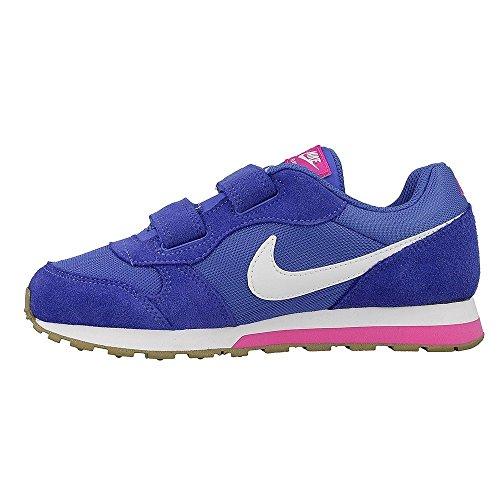 Nike Md Runner 2 Psv - 807320404 Rosa-bianco-viola