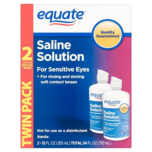 Equate Saline Solution